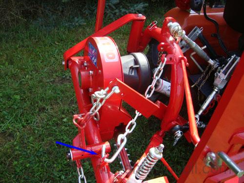 Rear Mounted Mower