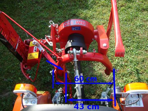 Rear Tractor Mower