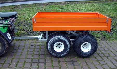 ATV-Anhänger