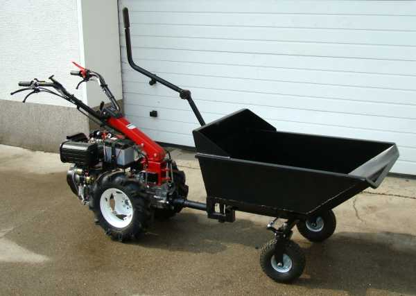 ar50 barrow wheelbarrow two wheel tractor dumper motorger te fritzsch gmbh. Black Bedroom Furniture Sets. Home Design Ideas