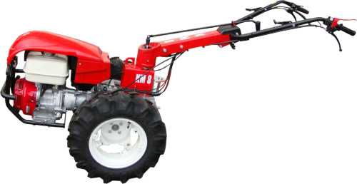 Combined Two Wheel Tractor Km8 13ps With Honda Engine