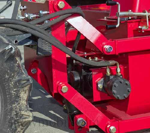 Cxserie 3punkt Schneefräse Traktor Schneefräse: Anbauschneefräse SF120H 1,20m 120cm Hydraulisch Traktor
