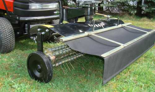 kehrmaschine fkm110 1 10m 110cm kehrbesen hofkehrer rasentraktor castelgarden ebay. Black Bedroom Furniture Sets. Home Design Ideas
