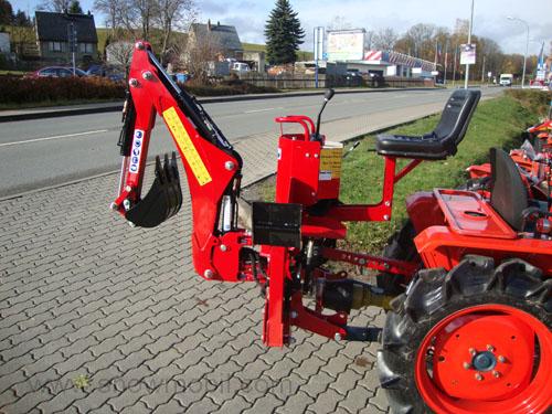 hb15 bagger anbaubagger heckbagger f r zapfwelle traktoren. Black Bedroom Furniture Sets. Home Design Ideas