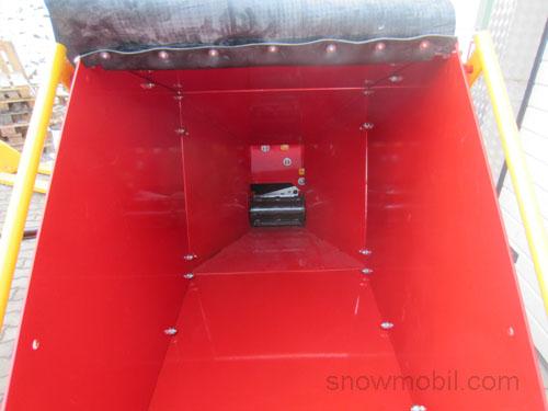 h cksler shredder h18 holzh cksler buschhacker motorger te fritzsch gmbh. Black Bedroom Furniture Sets. Home Design Ideas
