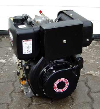 diesel motor k406e 10 0ps diesel elektrostart ebay. Black Bedroom Furniture Sets. Home Design Ideas