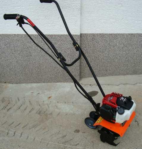 Aerator H50 Petrol Lawn Fan Moss Remover Entmooser Ebay