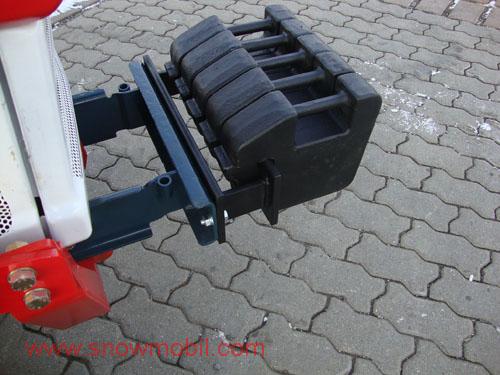 traktorgewichte set 100kg front gewichte ballastgewicht. Black Bedroom Furniture Sets. Home Design Ideas