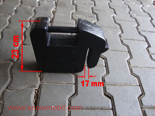 tractor weight rear od front weight individually 20kg ballast weight for small tractor ebay. Black Bedroom Furniture Sets. Home Design Ideas