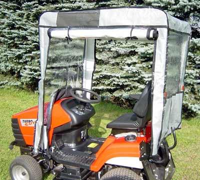 universalkabine kabine f r rasentraktoren kleintraktoren traktorkabine. Black Bedroom Furniture Sets. Home Design Ideas