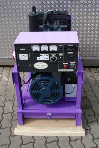 diesel stromerzeuger generator 19tdka1 kubota. Black Bedroom Furniture Sets. Home Design Ideas