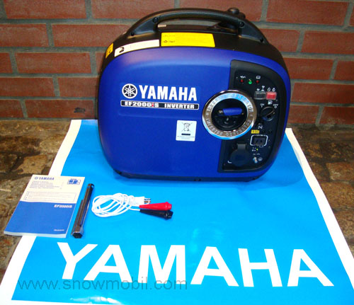 inverter stromerzeuger generator yamaha ef2000is benzin. Black Bedroom Furniture Sets. Home Design Ideas