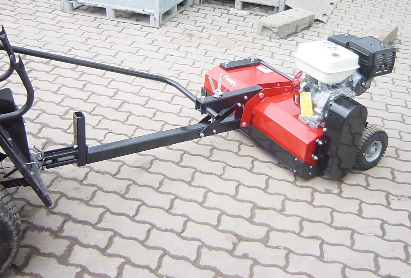 Anhänge Vertikutierer Entmooser AR949-H 95cm Moosentferner ...
