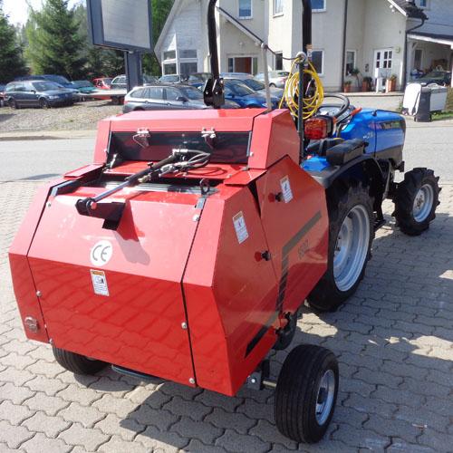 Kleine Rundballenpresse 850Z Heupresse Strohpresse Kleintraktor