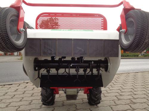 Flail mower TR600L 8 hp Mulcher scrub mower hand-guided