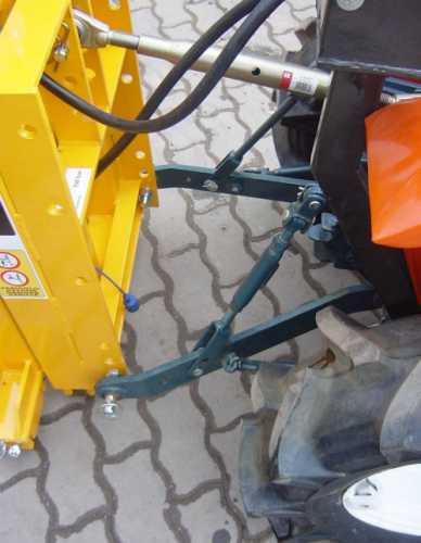 Traktorstapler zum Anbau an den Trecker