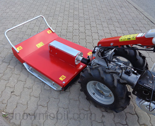 Sickle mower M72 for two wheel tractors / walking tractors