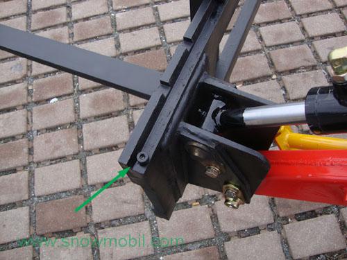 Frontlader palettengabel gabelträger für traktoren motorgeräte