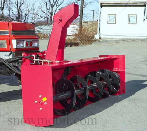 Cxserie 3punkt Schneefräse Traktor Schneefräse: Anbauschneefräse SF120H 1,20m Hydraulisch Für Traktoren