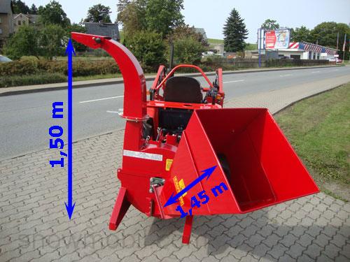 h cksler h15 holzh cksler buschhacker mit zapfwellenantrieb traktor shredder ebay. Black Bedroom Furniture Sets. Home Design Ideas