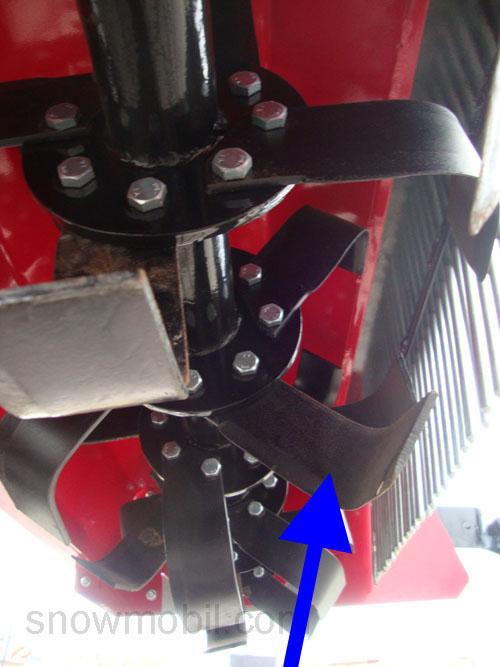 heck bodenfr se umk125 mit walze passend f r traktoren motorger te fritzsch gmbh. Black Bedroom Furniture Sets. Home Design Ideas