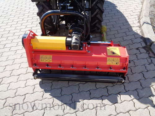 Flail mulcher SLM105H heavy hammer flail mower for tractors