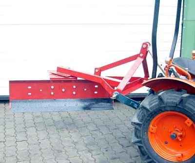 r umschild schneeschild gr ter ps180 f r traktor. Black Bedroom Furniture Sets. Home Design Ideas