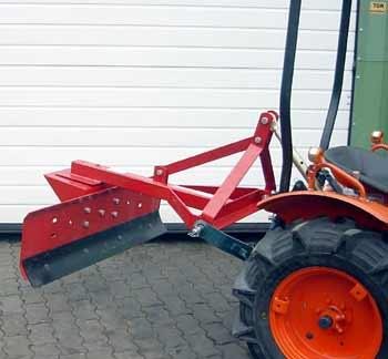 r umschild schneeschild gr ter ps150 f r traktor. Black Bedroom Furniture Sets. Home Design Ideas