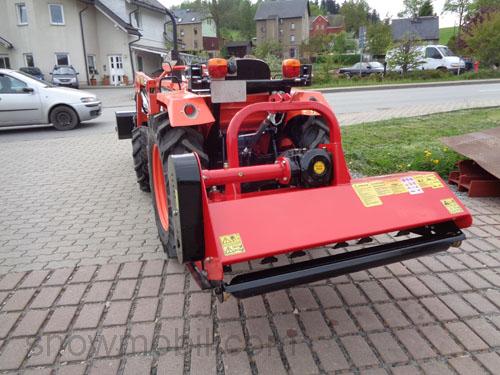 Schlegelmulcher Mulcher SLM105H 1,05m Schlegelmäher mit Hammerschlegel