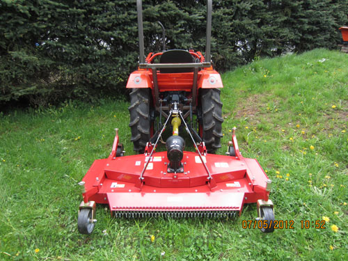Rotary mower SM180M Mulcher for tractors from 20PS - Motorgeräte