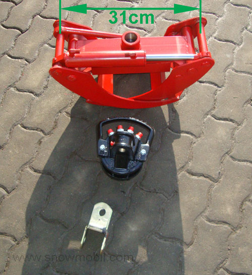 bagger hb24s heckbagger mit holzgreifer traktor schlepper. Black Bedroom Furniture Sets. Home Design Ideas