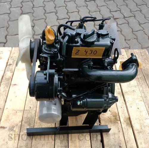 Diesel Engine Kubota Z430 105ps 425ccm Used Motorgeräte
