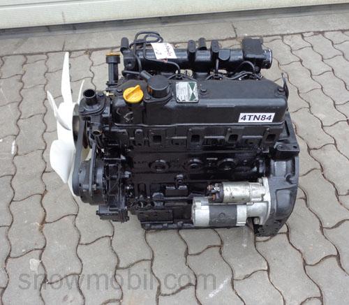 dieselmotor yanmar 4tn84 42ps 1906ccm gebraucht motorger te fritzsch gmbh. Black Bedroom Furniture Sets. Home Design Ideas