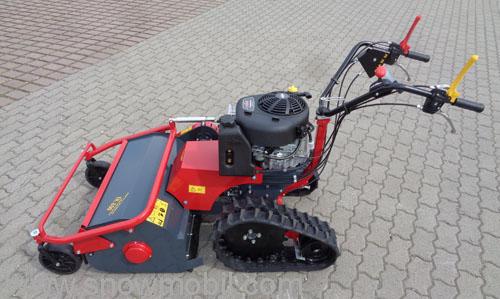 Flail mulcher TR800R 12,5PS flail mower, brushcutter