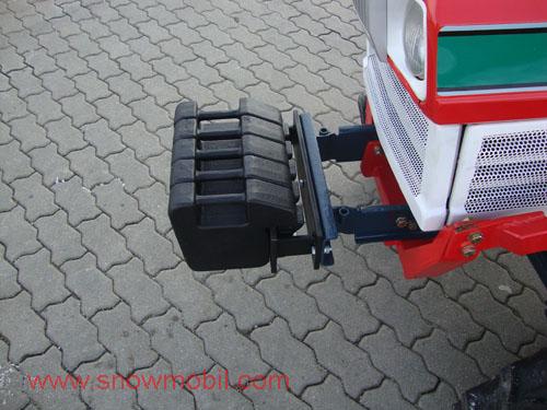 traktorgewichte set 100kg frontgewichte ballastgewichte. Black Bedroom Furniture Sets. Home Design Ideas