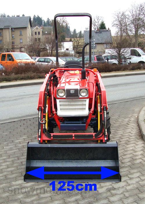 traktor schlepper kubota l2202 mit frontlader allrad neu. Black Bedroom Furniture Sets. Home Design Ideas