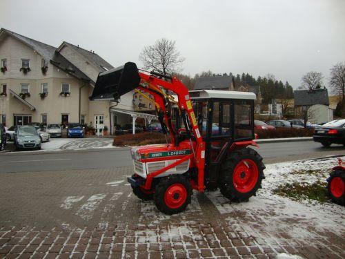 Traktordach Kabinendach Kubotadach