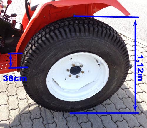 satz rasenreifen felgen f r traktor 31x9 5 16 und 13 20. Black Bedroom Furniture Sets. Home Design Ideas