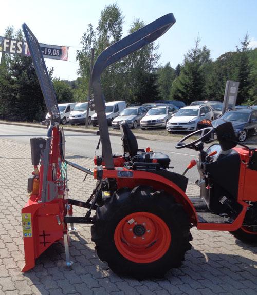 Winch Forestry winch KRPAN 3 5E rear winch for tractor