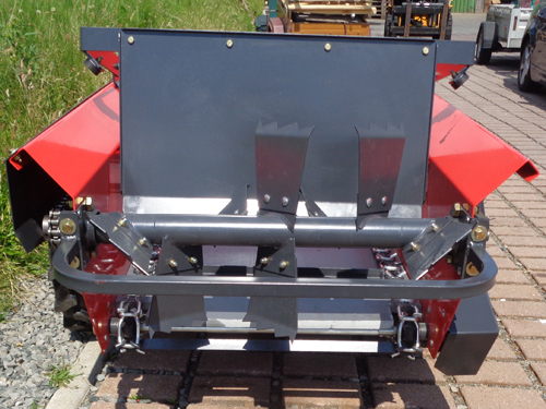 Miststreuer MS25 Düngerstreuer für Mist und Kompost für Kleintraktoren