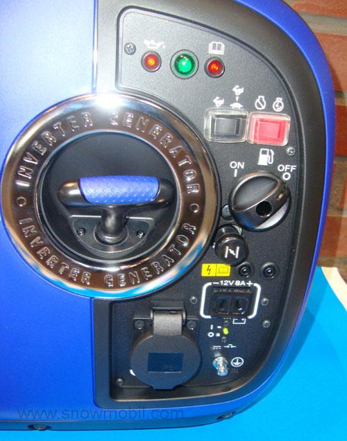 Original inverter generator Yamaha EF2000iS - Motorgeräte