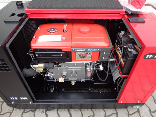 Yanmar 3700 e Generator Manual