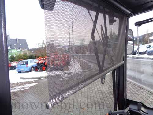 kabine beheizt f r traktor eurotrack 164 zur selbstmontage. Black Bedroom Furniture Sets. Home Design Ideas